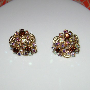 Weiss N.Y. Earrings - Costume Jewelry