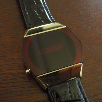 '76 Novus PR 6 - Wristwatches