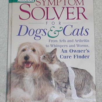 Symptom Solver for Dogs & Cats - Books