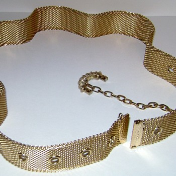 Sarah Coventry Belt - International