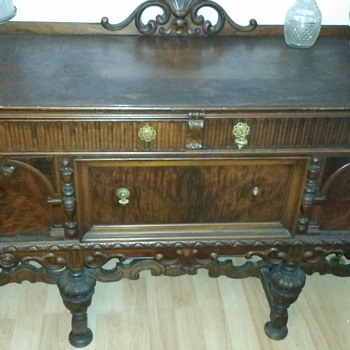 Great Antique Chest - Furniture