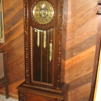 Kohler German Granfather?? - Clocks