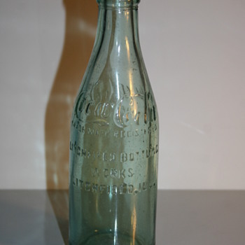 coca cola bottle litchfield