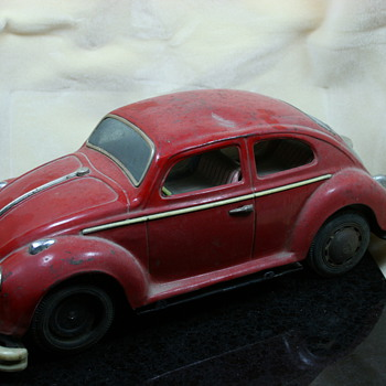 old toy bug - Model Cars