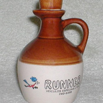 Brazilian Rum Jug