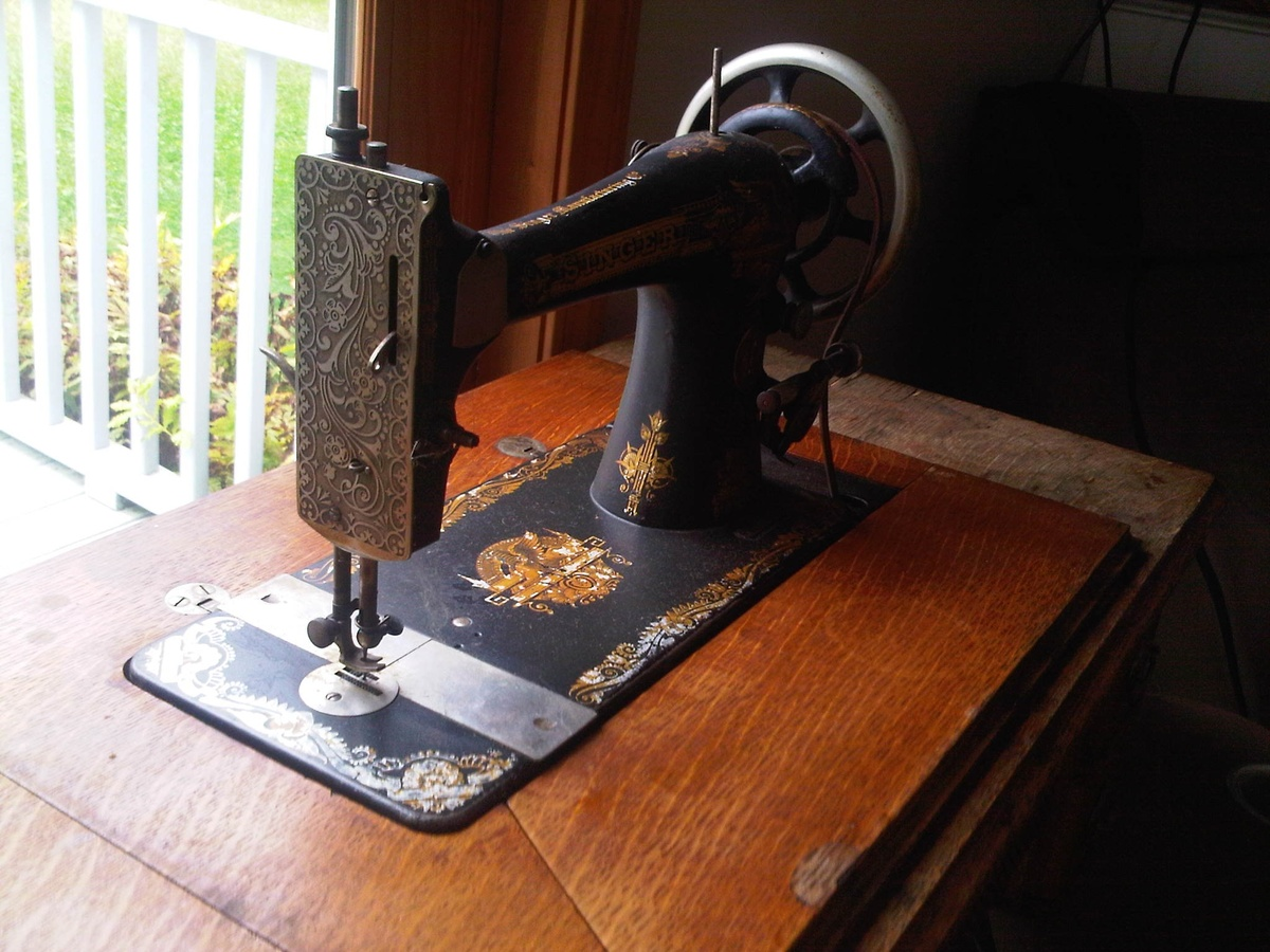 singer sewing machine 1901