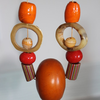 Tribal Necklace - Fine Jewelry