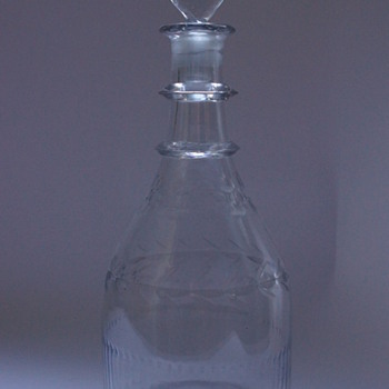 Irish Belfast Decanter