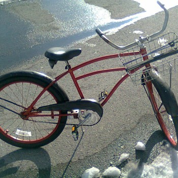 my antique bike - Outdoor Sports