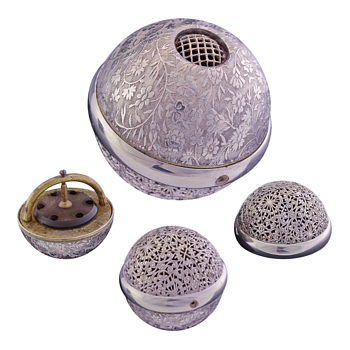 Ball filigree siren/whistle - Tools and Hardware