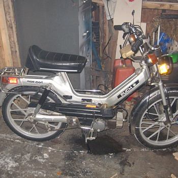 1977 puch maxi sport - Motorcycles