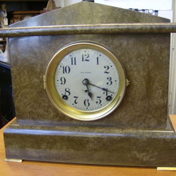 seth thomas mantel clock - Clocks