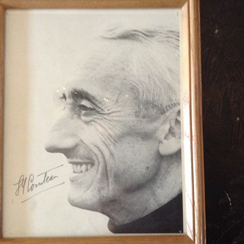 Jacques Cousteau - Sporting Goods
