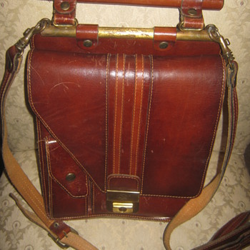 Antique Unusal Handbag ?