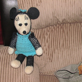 Minnie  Mouse home made item .. - Animals