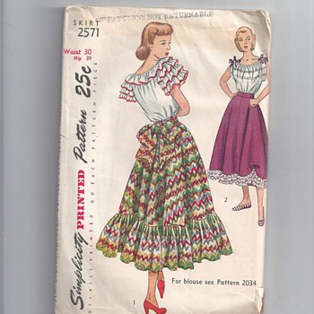 VINTAGE PATTERNS