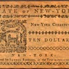 Colonial Currency - Novelty Note (New York)