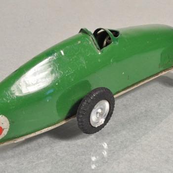 Pre-War Tri-Ang Racer - Model Cars