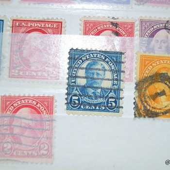Some stamps III - Stamps