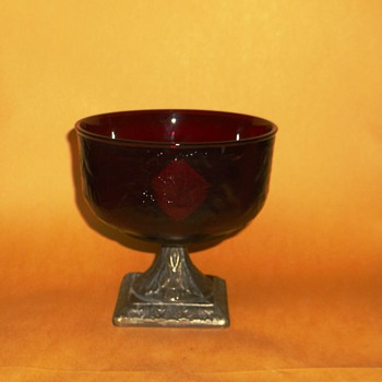 unknown red goblet...