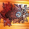Cuckoo clock my grandparents have me as a child