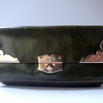 """Moritz Maedler"" purse - ca 1900-1920"