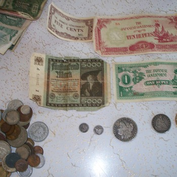 father-in-law's old money