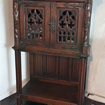 My Gothic Church Cabinet  - Furniture