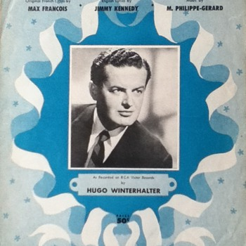 """The Magic Tango"" Sheet Music"