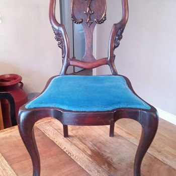 Please help me identify this chair I love