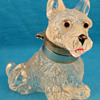 CZECH FIGURAL INKWELL: SCOTTISH TERRIER