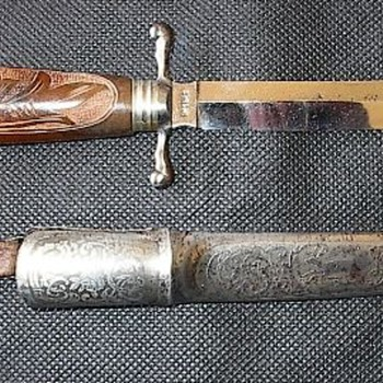 Vintage P.Holmberg Eskilstuna Knife - Tools and Hardware