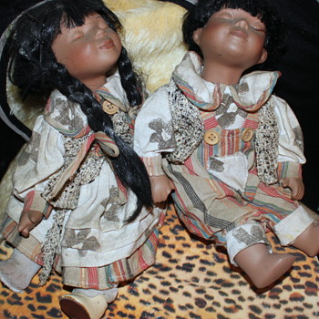 Porcelian Dolls