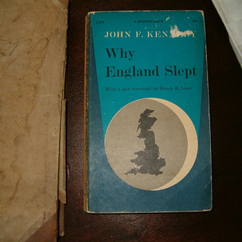 Why England Slept - Books