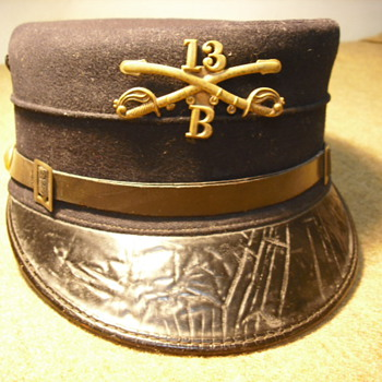 1895 Forage Cap - Military and Wartime