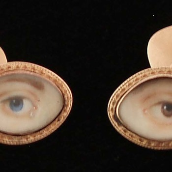 Eye Miniature Cufflinks