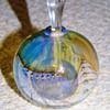 "Passion Perfume Bottle by Robert Burch 1996!  TY ""Eye""!!!!"