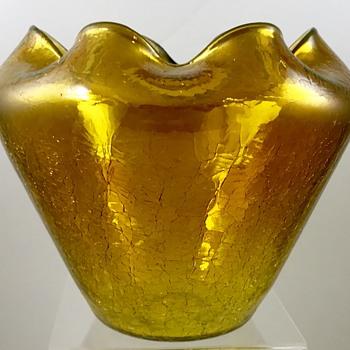 "Loetz ""Aura"" Vase, PN II-1306, ca. 1904"