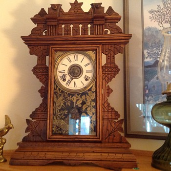 Mantel Clock - Clocks