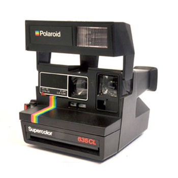 Polaroids - Cameras