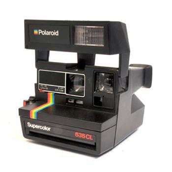 Polaroids - Cameras
