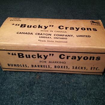 Canada Crayon Company.  1928-1958