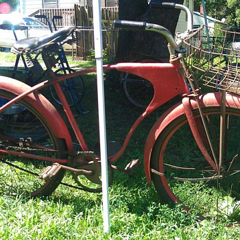 1930&#039;s (?) Famous Barr Co. bicycle