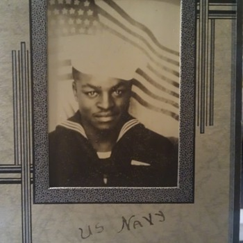 WWII Sailor photo - Military and Wartime