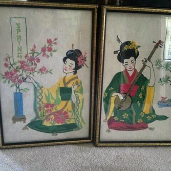 Asian  Art - Asian