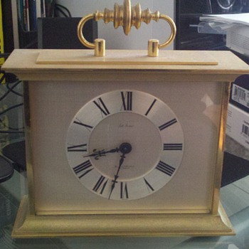 Has anyone seen this type of clock before?
