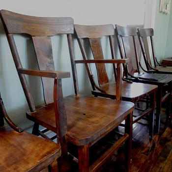 Antique Chairs - Furniture