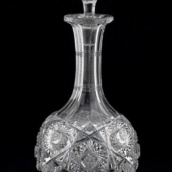 Libbey Stratford Decanter
