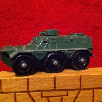 Matchbox Military Favourites - Military and Wartime