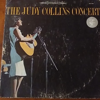 Miss Judy Collins... - Records